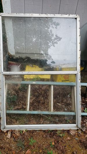 54 and a 1/2 by 37 and 3/4 Mobile home window aluminum for Sale in Monroe, NC