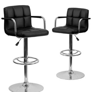 2 Black bar Stools brand New for Sale in New York, NY
