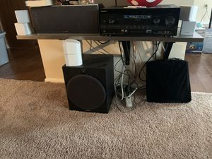 Home theater surround sound!!!! for Sale in Hyattsville, MD