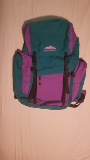 High Sierra Hiking Backpack with Metal Supports for Sale in Austin, TX