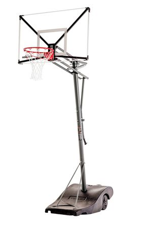 Goaliath 54'' GoTek Portable Basketball Hoop for Sale in Bremerton, WA