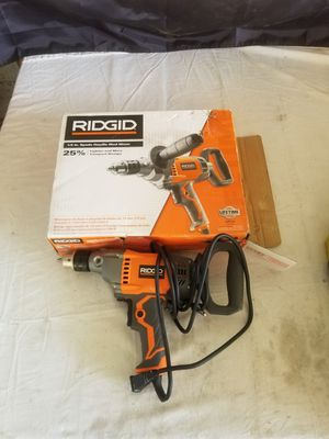 "RIDGID 1/2"" MUD MIXING DRILL ASKING $115 for Sale in Weslaco, TX"