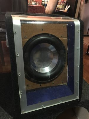 Subwoofer for Sale in Mount Rainier, MD