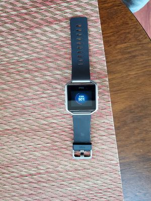 Fitbit blaze like new/ Check my profile for other good stuff. for Sale in Modesto, CA