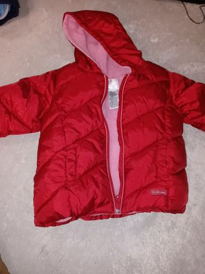 18 to 24 months girls snow jacket heavy duty for Sale in Olivehurst, CA