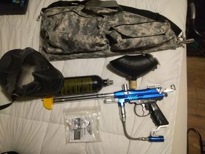 Spyder Xtra Paintball Starter Kit for Sale in Pequot Lakes, MN