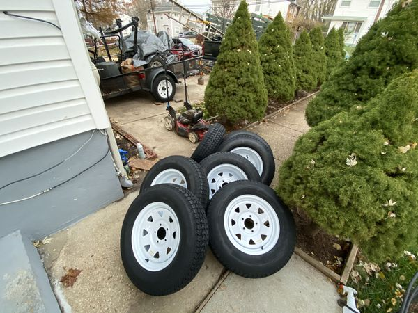 Trailer Tires 205/75/15 Black Friday sale 85 each