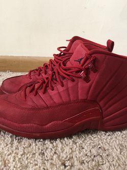 Jordan 12 Gym Red for Sale in Skokie,  IL