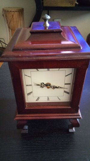 Antique clock w/photo frame for Sale in Los Angeles, CA