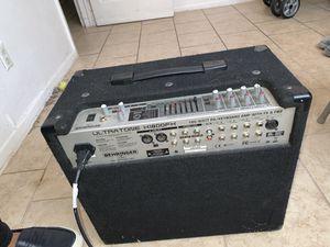 Ultratone behringer 4 salidas de audio 180 watt en buen estado for Sale in Arlington, TX
