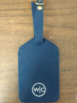 Weekend Casual (WC) Luggage Tag for Sale in Silver Spring, MD