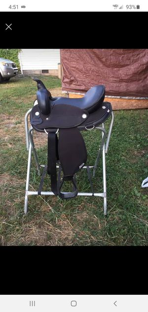 "Abetta Sublime Saddle 15"" for Sale in Crewe, VA"