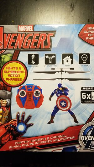 Captain America Helicopter for Sale in Federal Way, WA