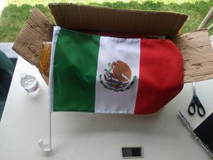 México Car flags for Sale in Compton, CA