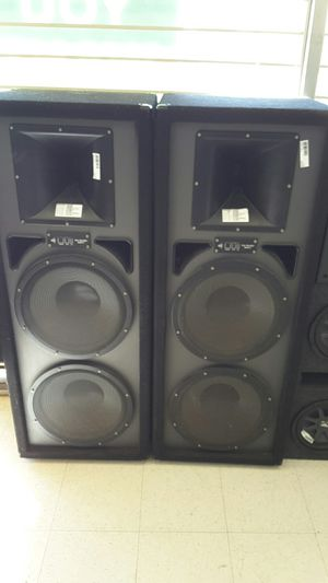 PRO AUDIO BAND SPEAKER for Sale in Houston, TX