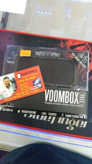 VoomBox Speaker Bluetooh for Sale in Hialeah, FL
