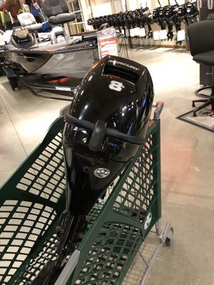 2019 Mercury 8hp Outboard. Brand new for Sale in Atlanta, GA