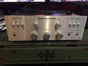Marantz 1030 Integrated Amplifier for Sale in Lakewood, CA