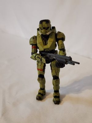2008 Halo 3 Series 2 Spartan Soldier EOD Action Figure by McFarlane Toys for Sale in Gilbert, AZ