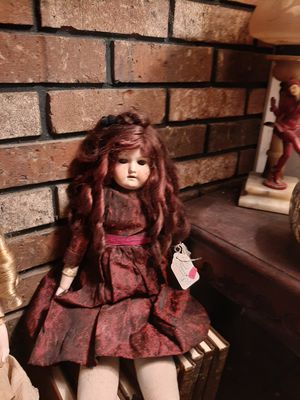 French vice doll ANTIQUE for Sale in Marion, IL