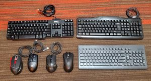 $25 For ALL Keyboards and mouse see description for $ for Sale in Spring, TX
