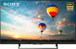 "Sony - 49"" Class (48.5"" Diag.) - LED - 2160p - Smart - 4K Ultra HD TV with High Dynamic Range + Wallmount for Sale in Chicago, IL"