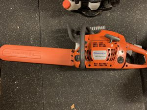 Brand new Husqvarna 55 rancher 20in blade & pro chain for Sale in Sudbury, MA