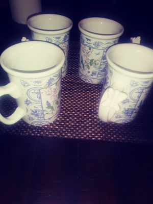 4 mugs $5 for Sale in West Springfield, VA