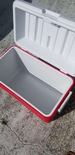 Brand new Coleman chest cooler for Sale in Spring Hill, FL
