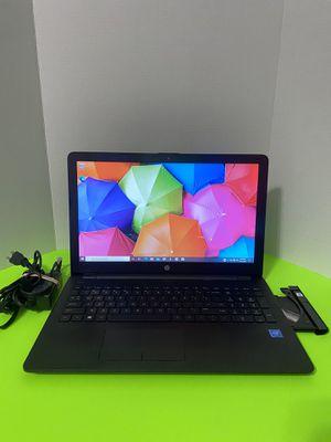 HP 15 Laptop 1TB HD , 4GB Ram ,Wind 10,, Microsoft office ,webcam , WiFi ready ! for Sale in Arlington, TX