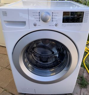 Kenmore elite front load washer for Sale in Anaheim, CA