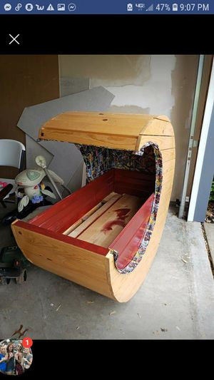 Hand crafted baby bed for Sale in Overland, MO