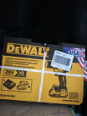 DeWalt 20 volt drill for Sale in Hillsboro, OR