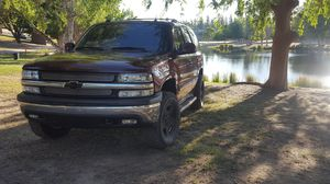 2005 Chevy Tahoe LT (TRADE FOR TRUCK) for Sale in Fresno, CA