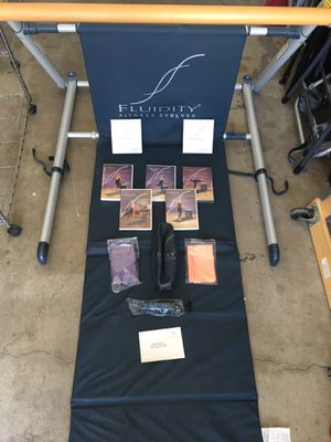 Fluidity fitness exercise bar for Sale in Torrance, CA