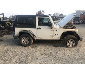 "08 Jeep Wrangler ""for parts"" for Sale in Chula Vista, CA"