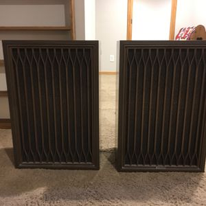 Vintage Kenwood KL-777S 5 Way Speakers (see Pics) for Sale in Alexandria, VA
