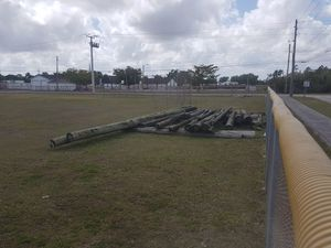 Wooden power poles for Sale in Homestead, FL