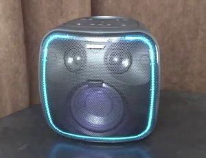 Sony Bluetooth Speaker with google assistant. WiFi connection for internet access, Extra Bass Live feature(3D Sound) for Sale in Irving, TX
