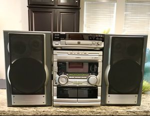 Philips FW930 Speakers,; CD, Tape Player; Mini CD recorder for Sale in Dumfries, VA