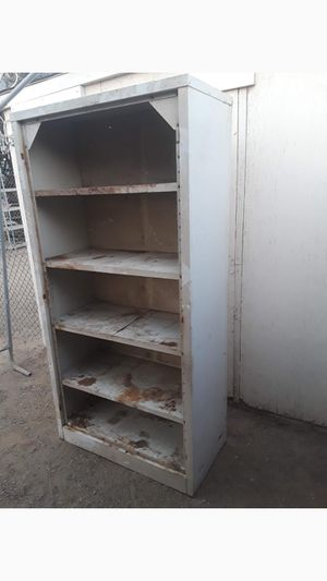Metal shelf pick up only for Sale in Bakersfield, CA
