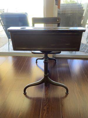 Antique school desk for Sale in Santa Ana, CA