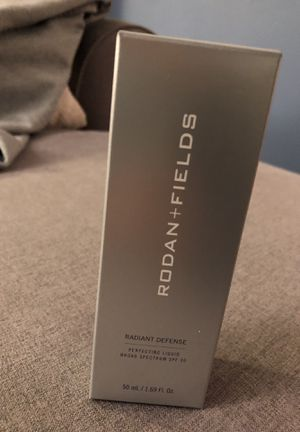 Rodan & fields Radiant defense for Sale in Trout Valley, IL
