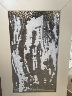 Flip Sequin With Frame for Sale in Boise,  ID