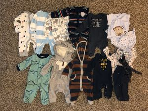 Newborn Baby Boy Clothes for Sale in Bowie, MD