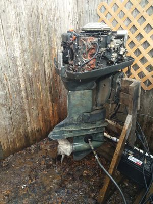 Johnson 85hp outboard motor for Sale in Riverdale, MD