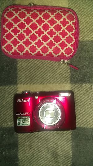 Nikon Coolpix l26 for Sale in Phoenix, AZ