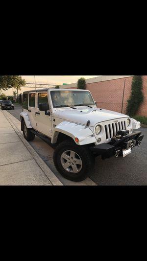 Jeep Wrangler 2015 for Sale in Alexandria, VA