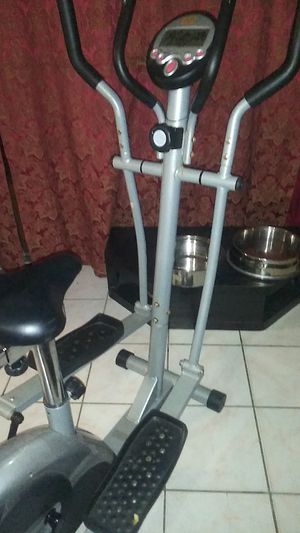 A elliptical exercise bike for Sale in Spring, TX