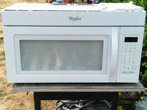 Large microwave for Sale in Ruston, WA